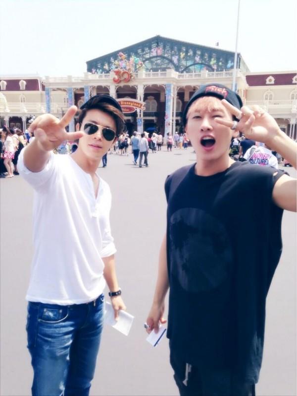 Dua personil boyband super junior, donghae dan eunhyuk dikabarkan akan melakukan comeback pekan