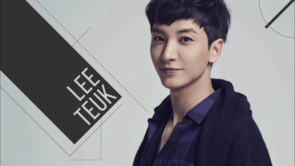 박정수 nome artístico leeteuk 이특 significado do nome leeteuk